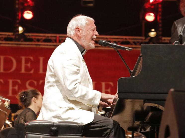 Bridges to Classics mit Gary Brooker von Procol Harum (2016), Foto: Thomas Ziegler