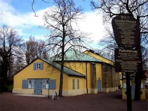 Goethe-Theater Bad Lauchstädt