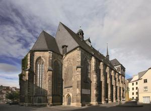 The Concert Hall Ulrichskirche